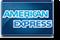 Pagamento cartão American AMEX